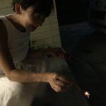 線香花火とキラーストレス