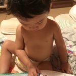 101週目(1歳11ヶ月)の寝かしつけと氣づき