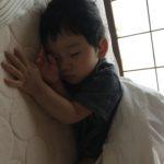 108週目(2歳0ヶ月)の寝かしつけと氣づき