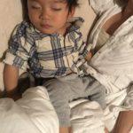 115週目(2歳2ヶ月)の寝かしつけと氣づき