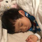 118週目(2歳3ヶ月)の寝かしつけと氣づき