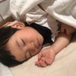 126週目(2歳5ヶ月)の寝かしつけと氣づき