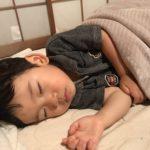 133週目(2歳7ヶ月)の寝かしつけと氣づき