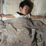 135週目(2歳7ヶ月)の寝かしつけと氣づき