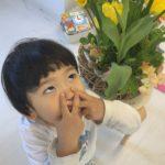3歳4ヶ月の記録④